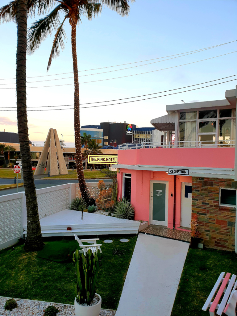 The Pink Hotel - Gold Coast